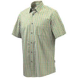 Camicia Beretta Wood Green Check M/C