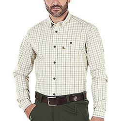 Camicia Seeland Keeper Check Classic Green