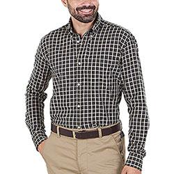 Camicia uomo Beretta Wood Green Moss Check