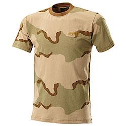 T-Shirt caccia Desert-Tan GranTiro