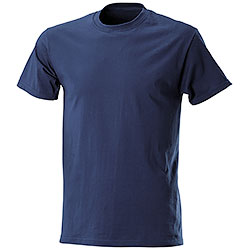 T-Shirt Navy Fruit of the Loom