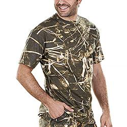 T-Shirt caccia Canneto