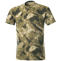 T-Shirt caccia Camo Rock