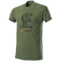 T-Shirt Cinghiale I Am Big Hunter