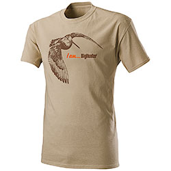 T-Shirt La Regina I Am Big Hunter Coloniale
