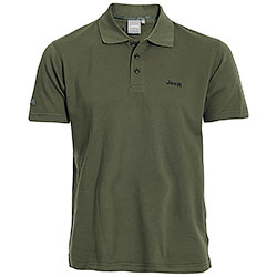 Polo Jeep ® Authentic Premium Military Green MC original