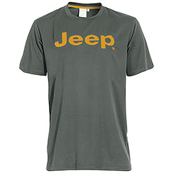 T-Shirt uomo Jeep ® To Reimagine Grey Stone original