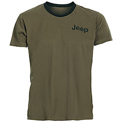 Maglietta Intima Jeep Military-Black