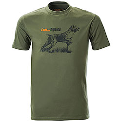 T-Shirt Bracco I am Big Hunter