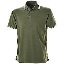 Polo Piquet Army Green-Camouflage