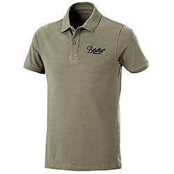 Polo piquet Beretta Corporate Army Green