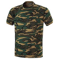 T-Shirt caccia Kalibro Woodland