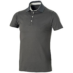Polo Fashion Neck Italy Dark Grey