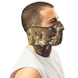 Maschera Neoprene Vegetato