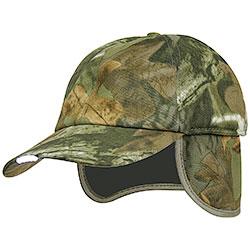Cappello  con visiera e Luce LED