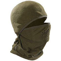 Balaclava Seeland Conley Fleece Green