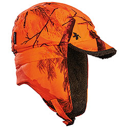 Colbacco Seeland Seetex Fleece RealTree APB Orange