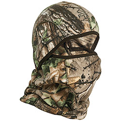 Balaclava Seeland Conley Fleece RealTree Xtra Green