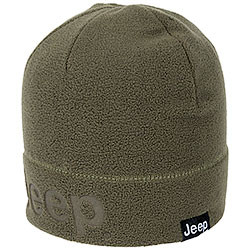 Berretto Jeep® Polar Fleece Dark Green