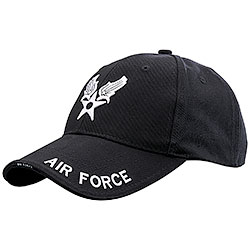 Berretto Air Force Black