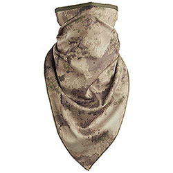 Scarf Face Ultra Protect Camo Light