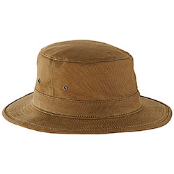 Cappello Filson Original Tin Cloth 15-oz Oil Finish Tan
