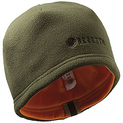 Berretto Beretta Reversible Beanie Dark Green Orange
