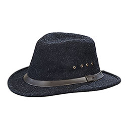 Cappello Filson Wool Packer Charcoal