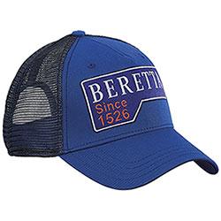 Berretto con visiera Beretta Victory Corporate Blu Beretta Navy