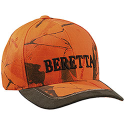 Berretto Beretta Realtree AP Camo HD Orange