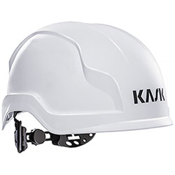 Casco Protettivo Kask Zenith BA EN397-EN50365 White