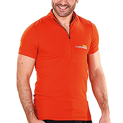Rock Experience T-Shirt   Elite Orange