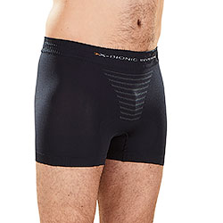 Boxer intimo X-Bionic Invent Light Man Black/Antracite