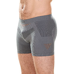 Boxer intimo Kalibro Dryarn Grey-Orange Winner