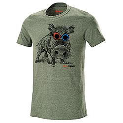 T-Shirt Cinghiale Soldador I am...BigHunter