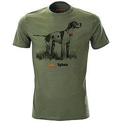 T-Shirt Sua Maestà Il Pointer I am...BigHunter