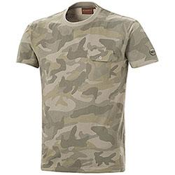 T-Shirt uomo NA43 One Pocket Zara Camo