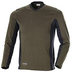 Maglietta uomo Cofra Green Black M/L