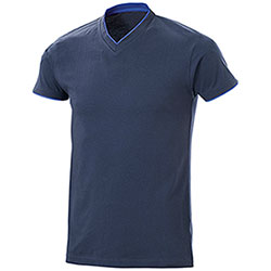 T-Shirt uomo Serrat Blu Denim Royal