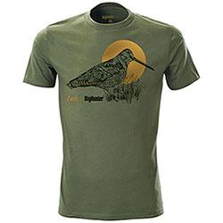 T-Shirt Beccaccia in Caccia I am...BigHunter