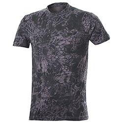 T-Shirt uomo Black Snake