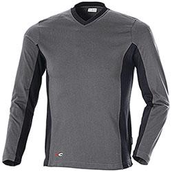 Maglietta uomo Cofra Grey Black