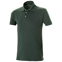 Polo piquet Mission Green