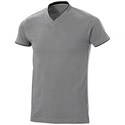 T-Shirt uomo Serrat Light Grey Black