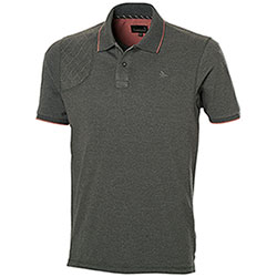 Polo piquet Seeland Clayton Classic Forest Night Mélange