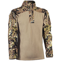 Combat Shirt OpenLand Tactical Italian Camo Vegetato