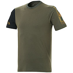 T-Shirt Beretta Victory Corporate Green M/C