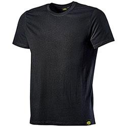 T-Shirt uomo Diadora Utility Atony II Black