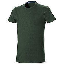 T-Shirt uomo Miami Cotton Dark Green