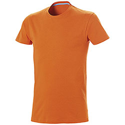 T-Shirt uomo Miami Cotton Orange